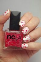 ncLA Nail Lacquer in Heart Attack  rtv $16