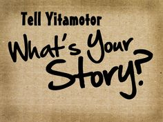 Good news for everybodys! YITAMOTOR is gathering story and video. We want to hear story between you & YITAMOTOR. You can write essay or shoot a short video to show us your unique story. Big awa…