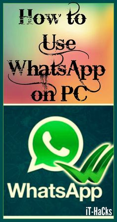 learn How to use/install WhatsApp with full features on Desktop PC snd laptop... step by step guide.. some other apps which allow you to use WhatsApp...