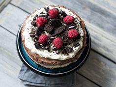 verdens beste oreokake Cheesecake, Ethnic Recipes, Desserts, Food, Tailgate Desserts, Meal, Cheese Cakes, Dessert, Eten