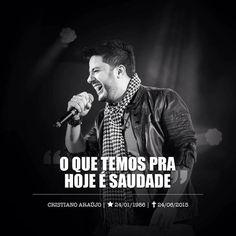 #LUTO #Cristiano_Araújo