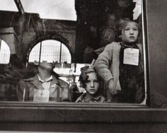 1930s : being shipped into exile (their parents probably were murdered in the Holocaust)