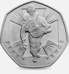 2006 150th Anniversary of the institution of the Victoria Cross 50p #CoinHunt http://www.royalmint.com/shop/The_Great_British_Coin_Hunt_50p
