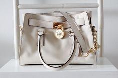 #michaelkors #gold #white #lock
