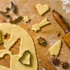 Ausstechplätzchen Rezept Cookie Cutters – Cookie cutters are a must at Christmas time. Healthy Christmas Cookies, Easy Christmas Cookie Recipes, Christmas Baking, Christmas Time, Nutella Recipes, Brownie Recipes, Cookie Cutter Recipes, Cookie Cutters, Sugar Free Nutella