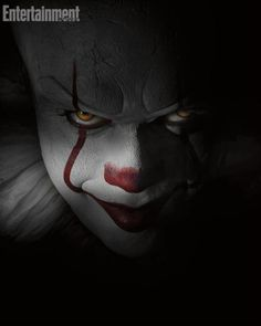 By HellHorror.com First Look at PENNYWISE The Clown in New IT Movie!: Check out this first look photo of Bill… #BillSkarsgard #StephenKing