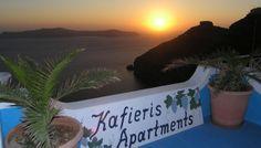 Kafieris Blue Apartments i Grækenland. Se mere på www.bravotours.dk @Bravo Tours #BravoTours #Travel