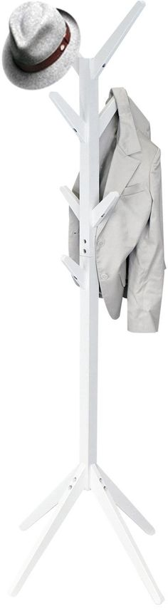 Tree Shaped Hat And Coat Rack