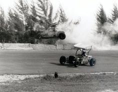 Fatal Jim Norwood crash as Bill Roynon passes...