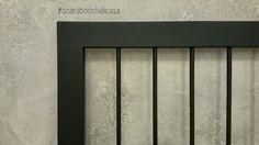 Buonanotte! 🌛⭐ #scarabocchidicasa #home #design #letto #cosatto #cosattoletti #cosattomaxituttoferro #lettoinferrobattuto #ferrobattuto #grafite #concrete #effettocemento