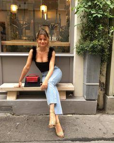 "12.4k Likes, 157 Comments - Sabina Socol (@sabinasocol) on Instagram: ""Pause café @jeanpicon"""