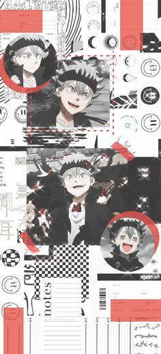 Black Clover Asta Yuno (Wallpaper)