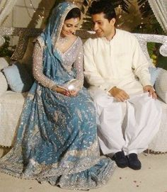 Wedding Dress For Walima Bride