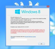 Windows Blue Will Be Called Windows 8.1