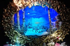 Fortnum and Mason Christmas window display in Piccadilly. Photo Credit: Frantzesco Kangaris
