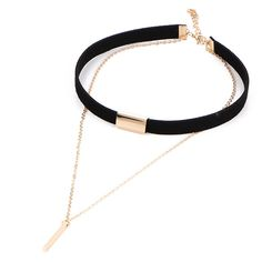 Zoeber Black necklace torques romantic New Punk For Women femme multilayer Velvet Choker Necklace Gothic  Retro Burlesque Ribbon