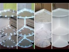 Diy home decor Diy Cardboard Furniture, Cardboard Storage, Cardboard Crafts, Diy Storage, Diy Furniture, Diy Karton, Diy Home Decor Bedroom, Diy Home Crafts, Diy Projects