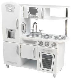 KidKraft 53208 - Weisse Retro Küche: Amazon.de: Spielzeug