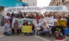 Lo que parecía imposible se hizo realidad: la multinacional Monsanto será juzgada por el Tribunal Internacional de La Haya por cometido crímenes de lesa humanidad.