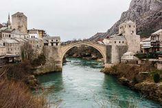 Old Bridge -Bósnia e Herzegovina