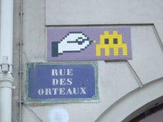 Rue des Orteaux