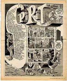 In Memoriam: Will Eisner, Gotham Cartoonist