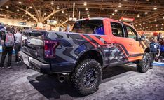 2015 Ford F-150s? SEMA Has Them—And You Can See 'Em All Here – News – Car and Driver - Car and Driver