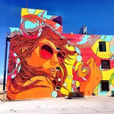 10 Best L.A Street Art Murals of 2014