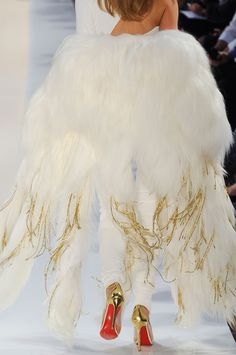 Alexandre Vauthier at Couture Fall 2012