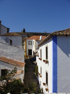 Óbidos, Portugal. AM