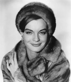 Romy Schneider remarkable picture