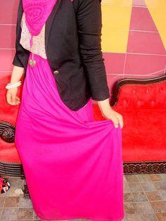 pink hijabi :)