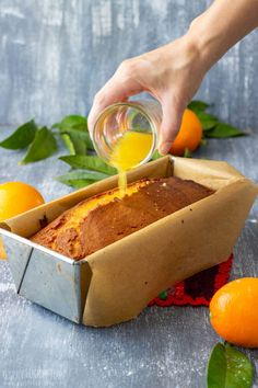 Orange Bread Recipe – Happy Foods Tube A slice of homemade orange bread is the perfect treat for breakfast or coffee break. Delicious on its own but addictive with a generous layer of butter and your favorite jam. Bread Recipes, Cake Recipes, Cooking Recipes, Healthy Recipes, Peanut Butter Desserts, Baked Banana, Loaf Cake, Happy Foods, Quick Bread