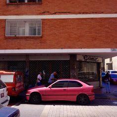 BMW 318, en Chacao