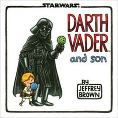 "What if Darth Vader took an active role in raising his son? What if ""Luke, I am your father"" was just a stern admonishment from an annoyed dad? In this hilarious and sweet comic reimagining, Darth Vader is a dad like any other—except with all the baggage of being the Dark Lord of the Sith.  Appropriate for ages 1 and up"