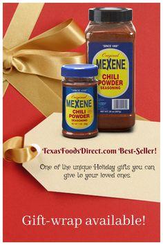 #mexenechilipowder #christmasfoodgifts #foodgiftideas