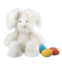Curly the Angora Bunny by Jellycat