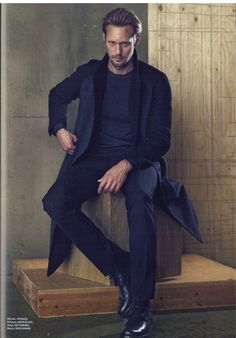 Hands down best fully dress photo of him...Alexander Skarsgård