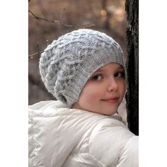 """Winter Adventure hat is a cozy looking hat that has multiple sizes.Unusual pattern on the top of the hat will not leave you indifferent. Great fun for the cable lovers!Sizes: Brim circumference 18-19; 19.7-20.5; 21-22; 22-22.8"""" / 46-48; 50-52; 54-56; 56-58 cmNeedles and Materials: - Madelinetosh Pashmina (75% merino, 15% silk, 10% cashmere; 100g – 329 m) or Madelinetosh merino light (100% merino, 100 g – 384 m) or Mondial Extrafine (100% merino, 50g – 175m) - 60 (75; 90; 100) g - circular…"""