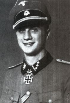 "✠ Fritz Vogt (7 March 1918 - 3 April 1945) RK 04.09.1940 SS-Obersturmführer Zugführer i. d. 2./SS-Aufkl.Abt der SS-Verfügungs-Division [785. EL] 16.03.1945 SS-Hauptsturmführer Kdr I./SS-Pz.Gren.Rgt 23 ""Norge"" 5. SS-Panzer-Division ""Wiking"" Died of wounds after he was seriously wounded during an air raid."