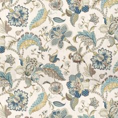 Shop P. Kaufmann Finders Keepers French Blue Fabric at onlinefabricstore.net for…