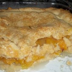 Grandmothers Fresh Peach Cobbler - Ingredients: cup melted butter 1 cup flour cup sugar 2 teaspoons baking powder cup milk 5 peaches, sliced cup sugar Directions: 1 Preheat oven to 2 Pour melted butter into an pan. 3 Whisk together the flour, cup Just Desserts, Delicious Desserts, Dessert Recipes, Fruit Dessert, Dessert Ideas, Bbq Desserts, Southern Desserts, Awesome Desserts, Southern Dishes