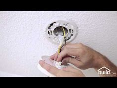 How To Replace Smoke Detector Battery - Build.com - YouTube (worked 5/4/2015 - needed to change battery and now I know how)