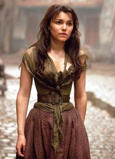eponine les miserables - really liked her costume...