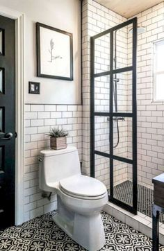 The Best Bathroom Design With Shower Concept 04