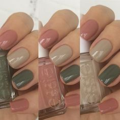 «#тегсообществанейлру #essiepolish  eternal optimist, sand tropez, sew psyched»