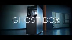 Ghost Box | Display lets users see and interact with a projected 3D object collaboratively. | PSFK