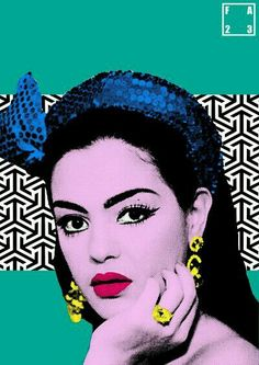 Egyptian actress art