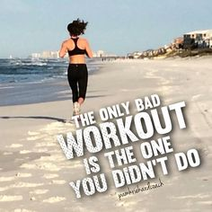 Even if it doesn't go well, and isn't your best workout, it's still better than not doing one at all! #faithfulfitness #getitdone #everyworkoutcounts
