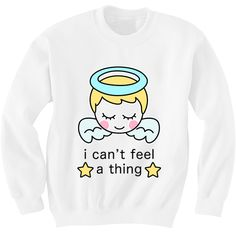 Angelic Sweater http://shop.inu-inu.co/AngelicSweater #kawaii #cute #inuinu #shopinuinu #angel